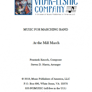 Marching Band | Vitak-Elsnic
