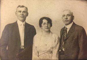Anton Vitak Mary Elsnic And Louis Vitak